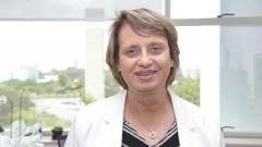 Bernadette Dora Gombossy de Melo Franco, Pró-Reitora de Pós-Graduação Gestão 2014-2017. Foto: Marcos Santos/USP Imagens