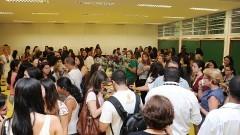 Inauguração do Bloco Didático da FOFITO FMUSP. Foto: Francisco Emolo/Jornal da USP