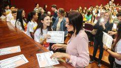 CUCo (Competição USP de Conhecimento). Foto: Marcos Santos/USP Imagens