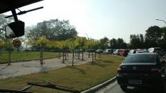 Trânsito no campus da USP. Foto: Francisco Emolo/Jornal da USP