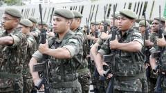 Comando Militar do Sudeste no dia do Exército. 2017/04/19 Foto: Marcos Santos/USP Imagens