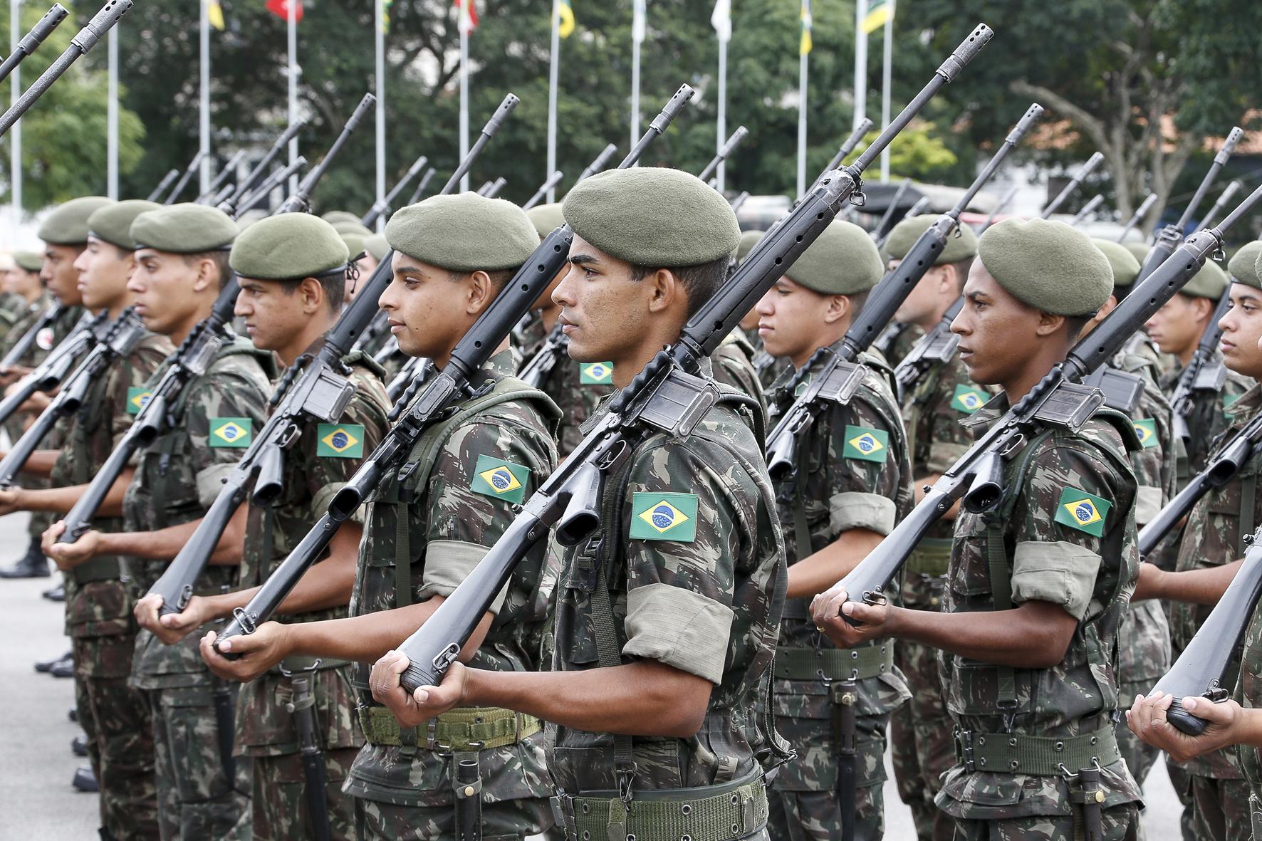Exército Brasileiro – Comando Militar do Sudeste I » USP Imagens ...