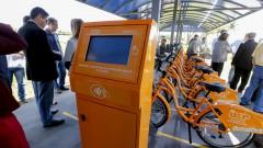 FZEA. Novo sistema dde bicicletas compartilhadas no  campus de Pirassununga. 2017/05/02 Foto: Marcos Santos/USP Imagens