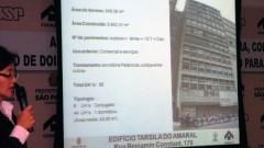 Prédio destinados a  moradia de alunos e pesquisadores estrangeiros. Foto: Francisco Emolo / Jornal da USP