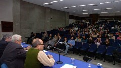 11º Seminário Internacional Filosofia e Educação - Interfaces. Foto: Francisco Emolo / Jornal da USP