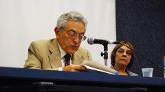 Aula Magna da FFLCH: Alfredo Bosi