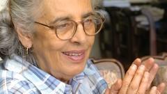 Ecléa Bosi. Professora Titular (1982), Departamento de Psicologia Social e do Trabalho. Foto: Cecilia Bastos/Jornal da USP