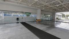 Fachada do prédio do Curso de Medicina de Bauru. 2017/08/01 Foto: Marcos Santos/USP Imagens