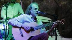 Eduardo Gudin e grupo no Show 40 anos da Rádio USP. 2017/10/11 Foto: Marcos Santos/USP Imagens