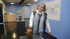 Elaine Hirata. Kits de Objetos Arqueológicos e Etnográficos emprestados pelo Museu de Arqueologia e Etnologia (MAE) a professores. 2017/08/07 Foto: Marcos Santos/USP Imagens