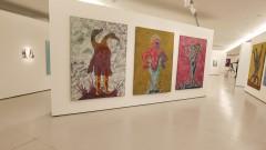 Exposição Alex Flemming no MAC - Museu de Arte Contemporânea. 2016/08/11 Foto: Marcos Santos/USP Imagens
