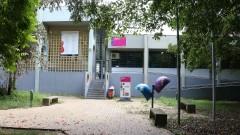 ECA - Escola de Comunicações e Artes. Fachada do Departamento de Música. 2017/02/07 Foto: Marcos Santos/USP Imagens