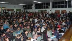 Palestra do ministro Fernando Haddad na VIII Semana de Educação - Universidade e Escola Pública 267-11 Foto: Clara Bueno/FEUSP