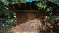 IP - Instituto de Psicologia. Construção da Casa de Cultura Indígena. 2017/02/14 Foto: Marcos Santos/USP Imagens
