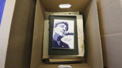 Coleção Ivan Lins. Ivan Lins doa sua obra ao IEB - Instituto de Estudos Brasileiros.  2017/04/04 Foto: Marcos Santos/USP Imagens