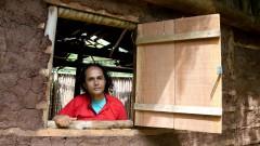 Danilo Silva Guimarães. IP - Instituto de Psicologia. Construção da Casa de Cultura Indígena. 2017/02/14 Foto: Marcos Santos/USP Imagens