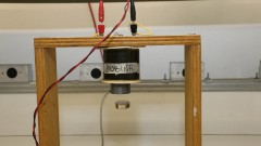 Poli - Escola Politécnica. Laboratório de Controle Aplicado. Levitador Magnético. 2017/02/09 Foto: Marcos Santos/USP Imagens