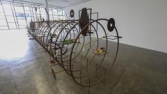 32ª Bienal de São Paulo - Incerteza Viva. Instalação Tuba Tudo, Iza Tarasewicz. 2016/09/05 Foto: Marcos Santos/USP Imagens