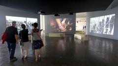 32ª Bienal de São Paulo - Incerteza Viva. O Brasil dos Índios: Um arquivo aberto, Vídeo na Aldeia. 2016/09/05 Foto: Marcos Santos/USP Imagens