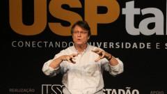 Usp Talks. Conectando Universidade e Sociedade - Mundaças Climáticas. Frederico Pereira Barndini, IOUSP. 2016/11/30 Foto: Marcos Santos/USP Imagens