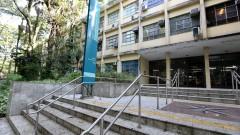reg. 096-16 Fachada do Instituto de Biociências. Departamento de  Ecologia, Fisiologia e Zoologia.  01/04/2016 Foto: Marcos Santos/Jornal da USP