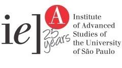 Instituto de Estudos Avançados - Logotipo Comemorativo