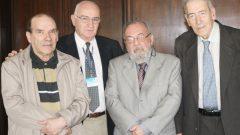 Outorga do título de professor emérito a Francisco de Oliveira