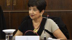 Outorga do título de professora emérita a Diana Luz Pessoa de Barros