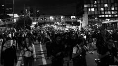 Caminhada pela Avenida Rebouças. George Campos / USP Imagens