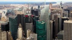 Vista aérea da cidade de Nova York- Estados Unidos, Nova York – George Campos / USP Imagens