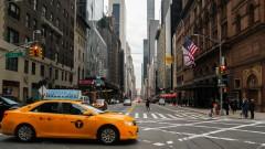 Taxi em avendia de Nova York - Estados Unidos– George Campos / USP Imagens