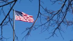 Bandeira Americana  - Nova York, Estados Unidos – George Campos / USP Imagens