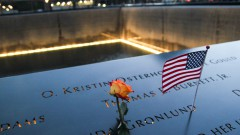 Monumento de homenagem as vítimas do ataque terrorista do World Trade Center - Nova York, Estados Unidos – George Campos / USP Imagens