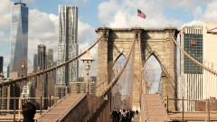 Ponte do Brooklyn - Nova York, Estados Unidos – George Campos / USP Imagens