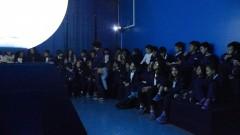 reg. 105-16 IO. Ciência na Esfera.  Visita de Escolas ao Instituto Oceanográfico - IOUSP. 27/04/2016 Foto: Marcos Santos