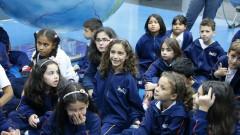 reg. 105-16 IO.  Visita de Escolas ao Instituto Oceanográfico - IOUSP. 27/04/2016 Foto: Marcos Santos