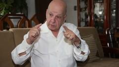 Professor Walter Hugo de Andrade Cunha, do Instituto de Psicologia (IP), introdutor da Psicologia Animal e da Etologia no Brasil. Foto: Marcos Santos/USP Imagens