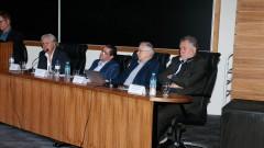 Eleições para Reitor e Vice-Reitor. Debate realizado em São Carlos. 2017/10/05 Foto Marcos Santos/USP Imagens