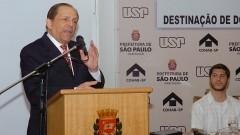 Reitor João Grandino Rodas. Foto: Francisco Emolo/ Jornal da USP