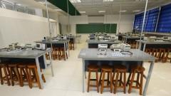 EEL Escola de Engenharia de Lorena. Campus I. Laboratório de Física Experimental III e Laboratório de Eletricidade. 2017/05/09 Foto: Marcos Santos/USP Imagens
