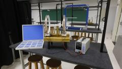 EEL Escola de Engenharia de Lorena. Campus I. Laboratório de Física Experimental IV e Fotônica. 2017/05/09 Foto: Marcos Santos/USP Imagens