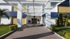 EEL Escola de Engenharia de Lorena. Fachada Campus I. 2017/05/09 Foto: Marcos Santos/USP Imagens
