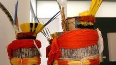 MAE Conjunto de Cerimonial Funerário. Exposição no Centro Universitário Maria Antonia reúne obras de diferentes museus da USP. Foto: Cecília Bastos/Jornal da USP