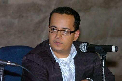 Marcos Alan Ferreira. Foto: Cecília Bastos / Jornal da USP