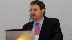 Marcos Sawaya Jank no encontro sobre Agroenergia na USP. Foto: Cecília Bastos/Jornal da USP
