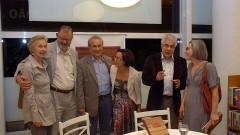 """Lançamento do livro """"O Império dos Livros"""" de Marisa Midori Deaecto. Foto: Francisco Emolo/Jornal da USP"""