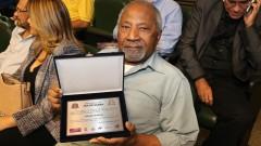 Memória do Samba Paulista. Moisés da Rocha é homenageado em evento na ALESP