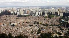 Favela Paraisopolis, Morumbi. Foto: Jorge Maruta/Jornal da USP