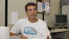 Prof. Dr. Nabil Bonduki, da Faculdade de Arquitetura e Urbanismo. Foto: Marcos Santos/ USP Imagens.
