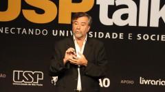 Usp Talks. Conectando Universidade e Sociedade - Mundaças Climáticas. Paulo Eduardo Artaxo Netto, do IFUSP 2016/11/30 Foto: Marcos Santos/USP Imagens